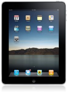 Refurbished Apple iPad 3rd Generation with Wi-Fi 64GB Black MC707B/A